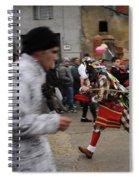 Zangarron Spiral Notebook