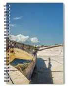 Zanzibar Outrigger Spiral Notebook