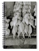 Zanzibar Seafood Spiral Notebook