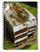 Zebra Cake Spiral Notebook