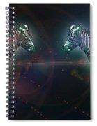 Zebra Nation Spiral Notebook