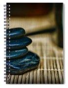 Zen Balance Is Key Spiral Notebook