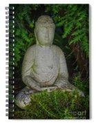 Zen Buddha Spiral Notebook