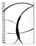 Zen Circles 3 Spiral Notebook