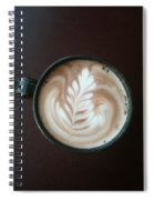 Zen Cocoa Spiral Notebook