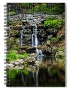 Zen Garden Spiral Notebook