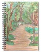 Zen House Spiral Notebook