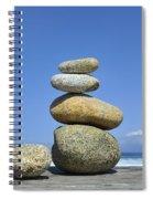 Zen Stones I Spiral Notebook