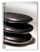 Zen Stones Spiral Notebook