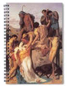 Zenobia Found By Shepherds Spiral Notebook