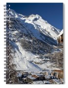 Zermatt Spiral Notebook