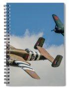 Zero Spiral Notebook