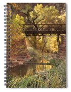 Zion Bridge Spiral Notebook