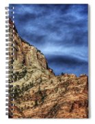 Zion Face 695 Spiral Notebook