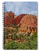 Zion National Park In Summer Spiral Notebook