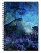 Zion Nights Spiral Notebook