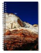 Zions Mount Spiral Notebook