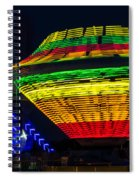 Zipper Spiral Notebook