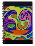 Zodiac #69 Spiral Notebook