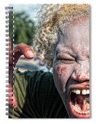Zombie Run Nola 1 Spiral Notebook