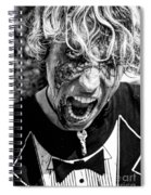 Zombie Run Nola 14 Spiral Notebook