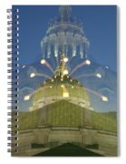 Zoomy Dome   # Spiral Notebook