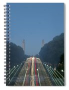 Zoomy Pic Of The Plaza State Capital Pa Spiral Notebook