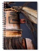 Zuni Katsina Spiral Notebook