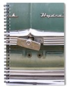 1951 Nash Ambassador Hydramatic Back Spiral Notebook