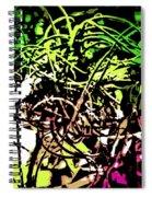 Air Plant Spiral Notebook