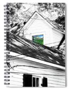 Beauregard Attic Baton Rouge Spiral Notebook