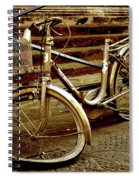 Bicycle Breakdown Spiral Notebook