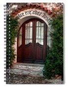 Doorway Eze  Spiral Notebook