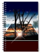 Into Another Dimension  Spiral Notebook