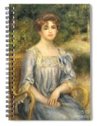 Madame Gaston Bernheim De Villers  Spiral Notebook