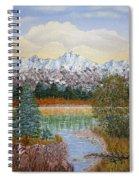 Mountain Fall Spiral Notebook
