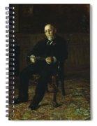 Robert M. Lindsay Spiral Notebook