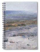 The Beach Mols Spiral Notebook