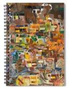 The Essense Of Each Matter Spiral Notebook