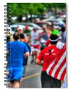 0001 Buffalo Marathon Series 2012  Spiral Notebook