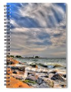 001 In Harmony With Nature Series Spiral Notebook