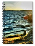 001 Natures Therapeutic Visual Music Series Spiral Notebook