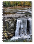 0017 Letchworth State Park Series  Spiral Notebook