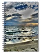 002 In Harmony With Nature Series Spiral Notebook