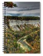 0022 Letchworth State Park Series   Spiral Notebook