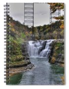 0024 Letchworth State Park Series Spiral Notebook