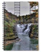 0025 Letchworth State Park Series  Spiral Notebook