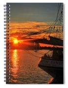 003 Empire Sandy Series  Spiral Notebook
