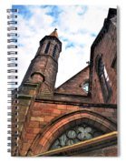 003 St. Paul's Cathedral Spiral Notebook