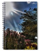 003 Summer Sunrise Series Spiral Notebook